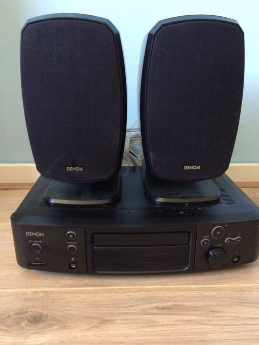 Denon S-81 CD receiver
