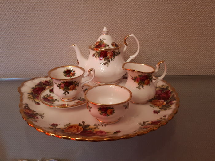 Royal Albert - Mini Servies Old Country Rose