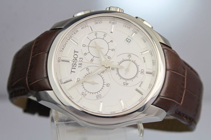 """Tissot - Couturier Chronograph """"NO RESERVE""""  - T035617A - Heren - 2000-2010"""
