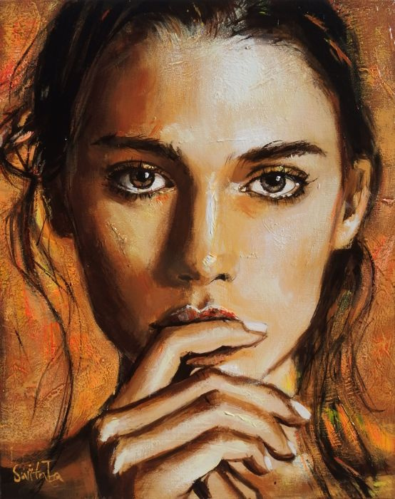 Ewa Switala - Thoughtful
