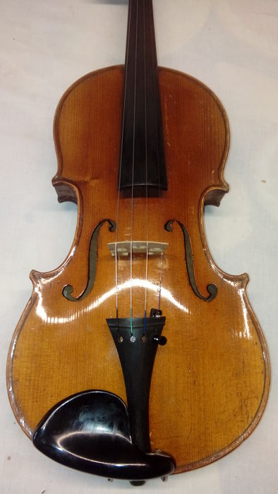 1930-40 Mirecourt violin, maybe from the Laboratory of Marc Labert
