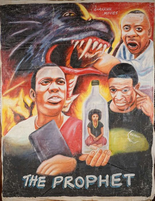 Mr. Brew - The Prophet, Ghanaian Movies