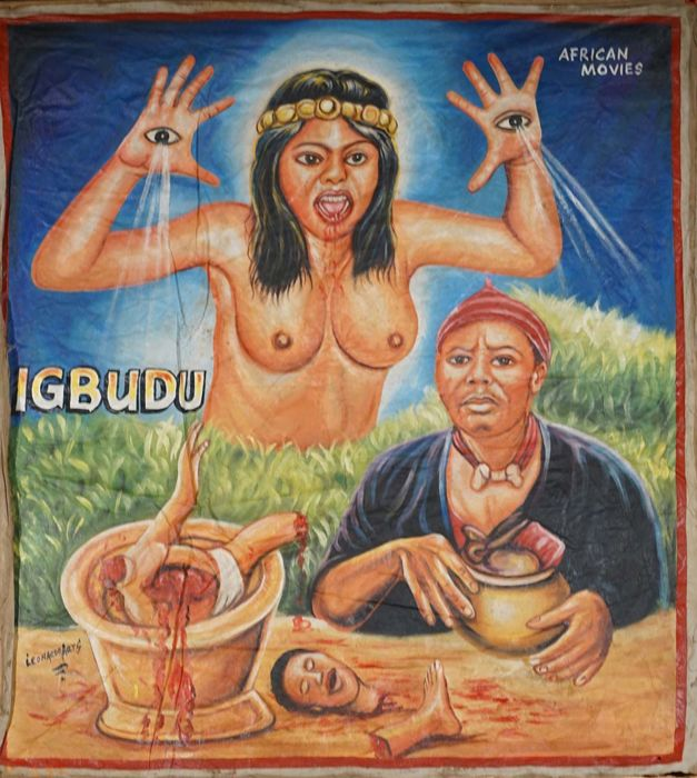Leonards Art - Igbudu, African Movie