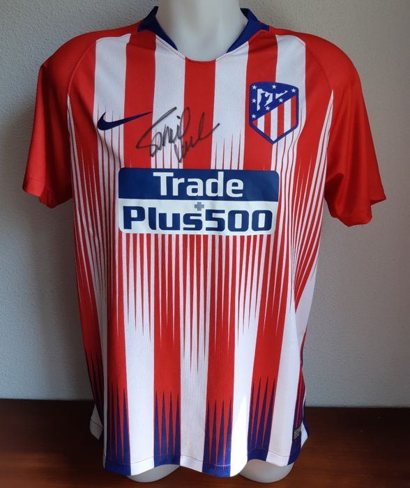camiseta atletico de madrid cholo simeone
