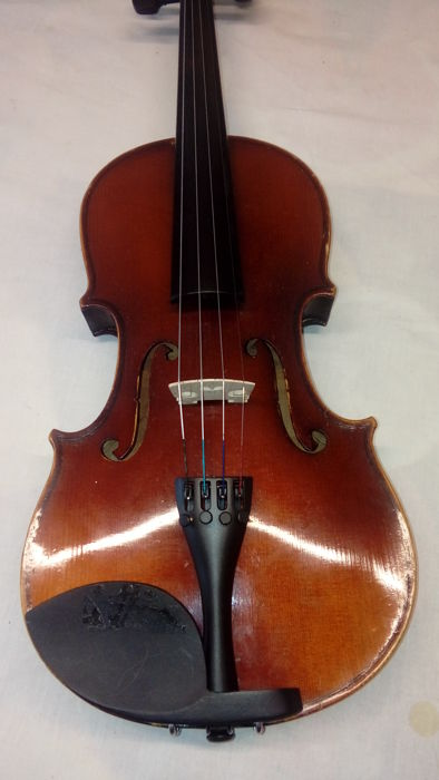 1930-40 Mirecourt serial violin, maybe from the Laboratory of Marc Labert