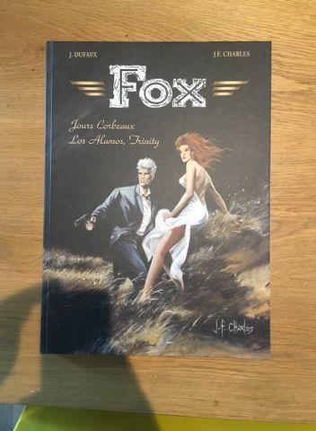 Fox T6/T7 + sérigraphie  - C - TT (1998) - First edition