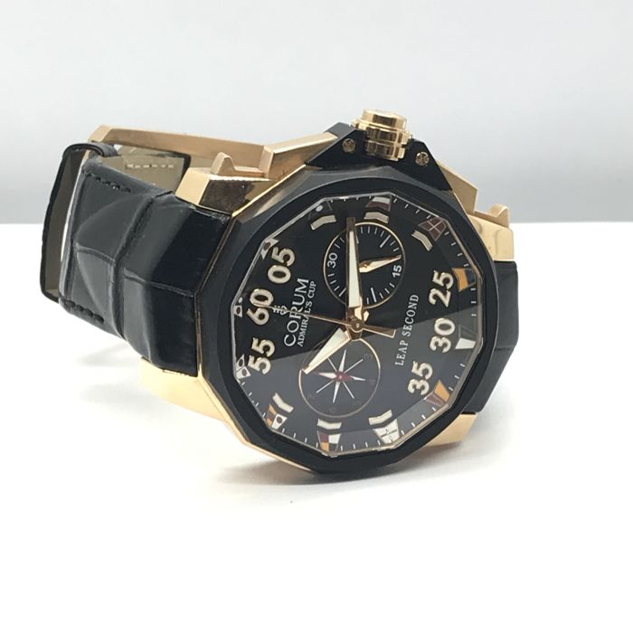 Corum - Admirals Cup 18K Pink Gold Men's Watch - 895-931-91-0001-AN32 - Homme - 2011-aujourd'hui