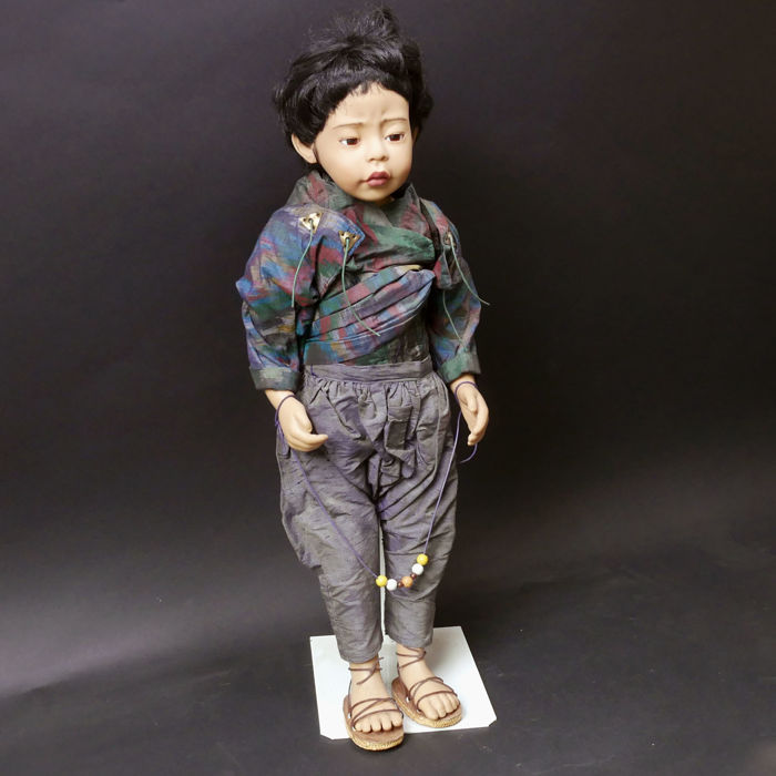 Philip S. Heath vinyl collector's doll - approx. 60 cm