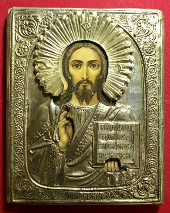 Russian iconography, 19th century