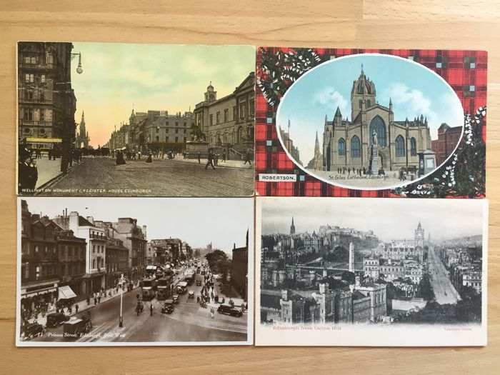 more than 500 postcards UK - very lovely lot / collection