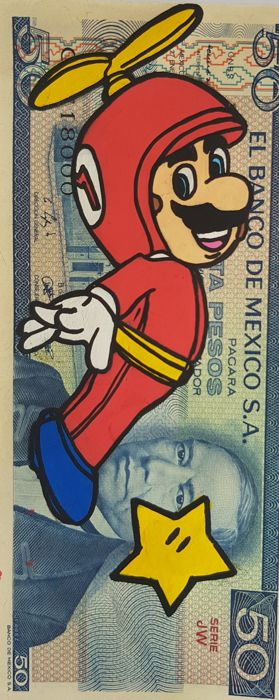 Money Maker - Super Mario Flying Mexico