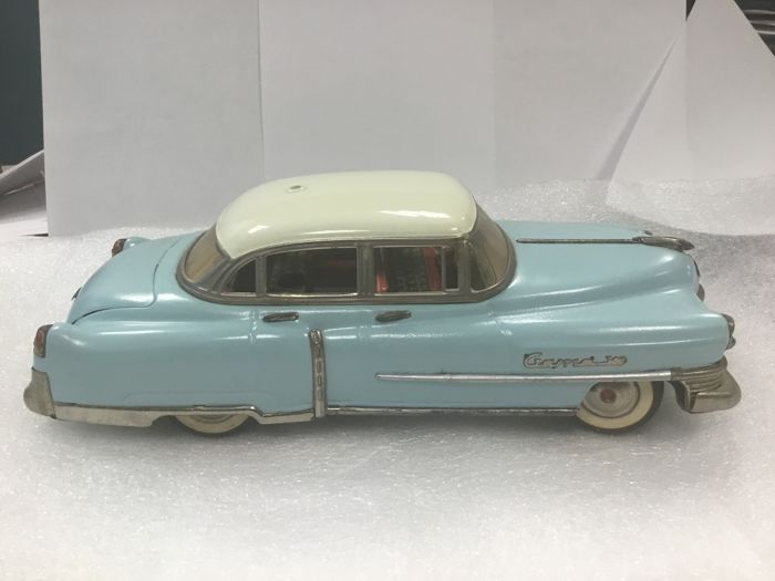Tin Toy Car Cadillac Gama 300 Catawiki