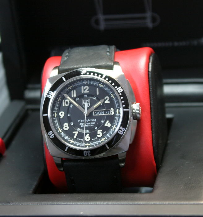Luminox - P-38 Automatik Swiss Made ETA 2836 ungetragen - XA.9401 - Heren - 2011-heden