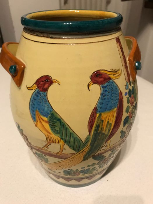 Amalfi ceramic pot