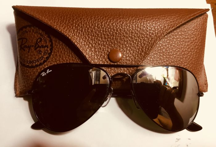 Ray-Ban - aviator 3025 Sunglasses - Vintage - Catawiki 0fe2c8df68