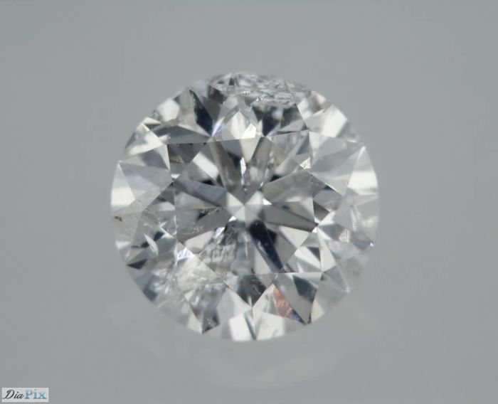 0.52 Carat E SI2 Certified & Sealed - Very Low Reserve !