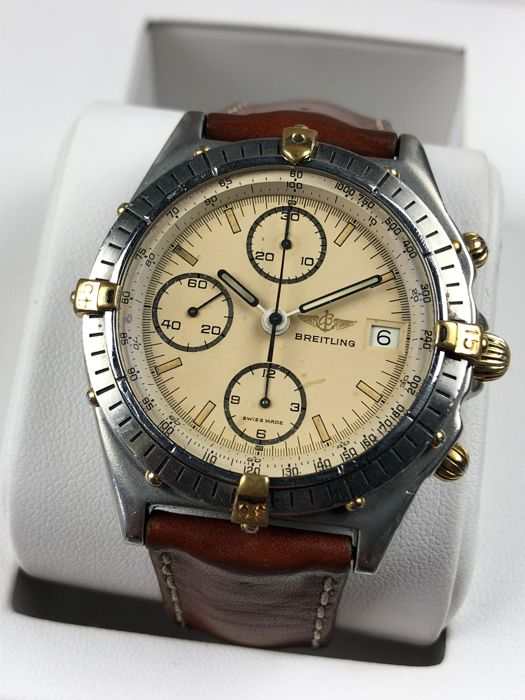 Breitling - Chronomat chronograph automatic - 81.950 - Heren - 1980-1989