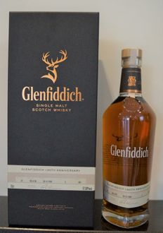 Glenfiddich 20 years old - 130th Anniversary