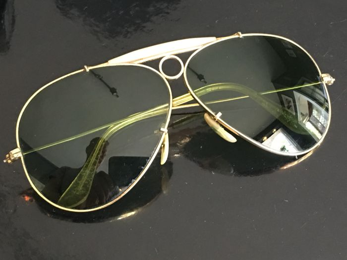 Ray-Ban - Shooter Sunglasses - Vintage