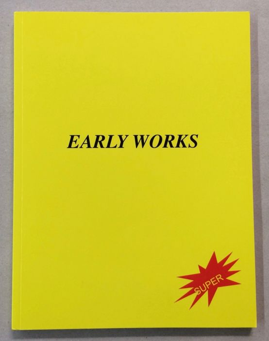 Signed; Ivars Gravlejs - Early Works - 2015
