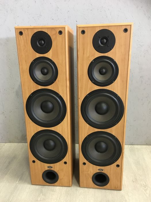 Eltax Millennium 400 - 4 way Floor Standing Speakers - 400 watt