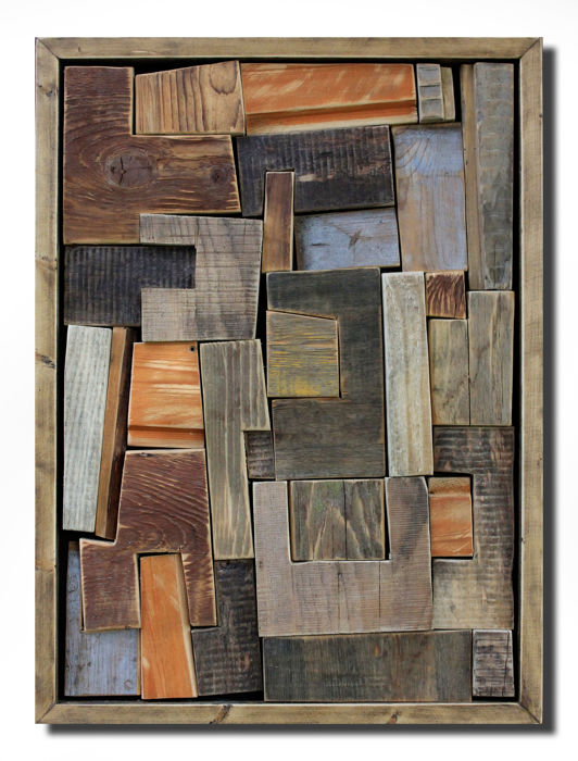 Vladimir Titov (tit) - wood composition