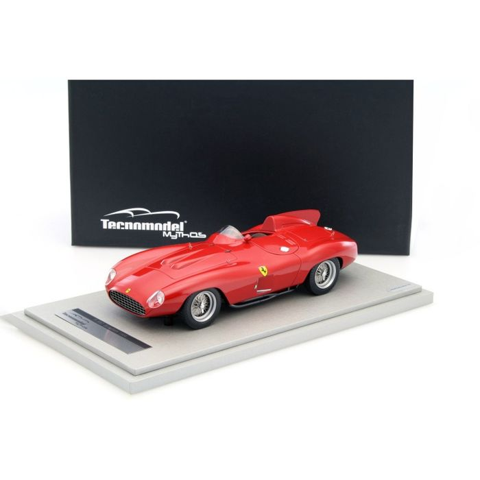 Tecnomodel Mythos - 1:18 - Ferrari 857 Scaglietti 1956 - Limited Edition or 150 PCs.
