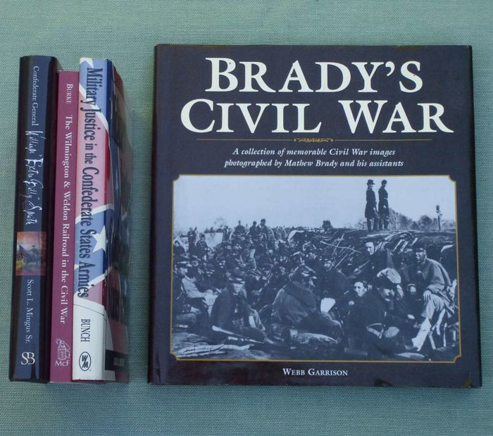 Various - Four Books about the American Civil War - 2000/2013