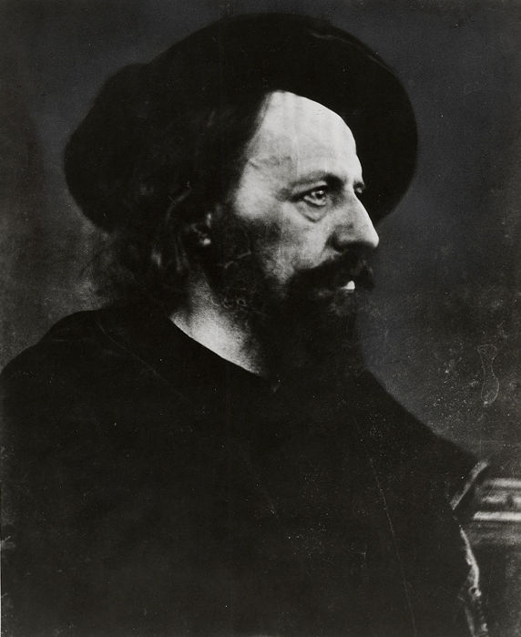 Julia Margaret Cameron (1815-1879) - Alfred Lord Tennyson, 1865 & Henry Wadsworth Longfellow, 1868