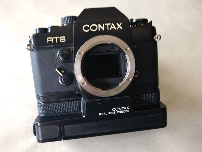 Nice Contax RTS with Contax real time winder