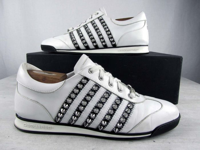 Dsquared2 - Limited Spike Sneakers