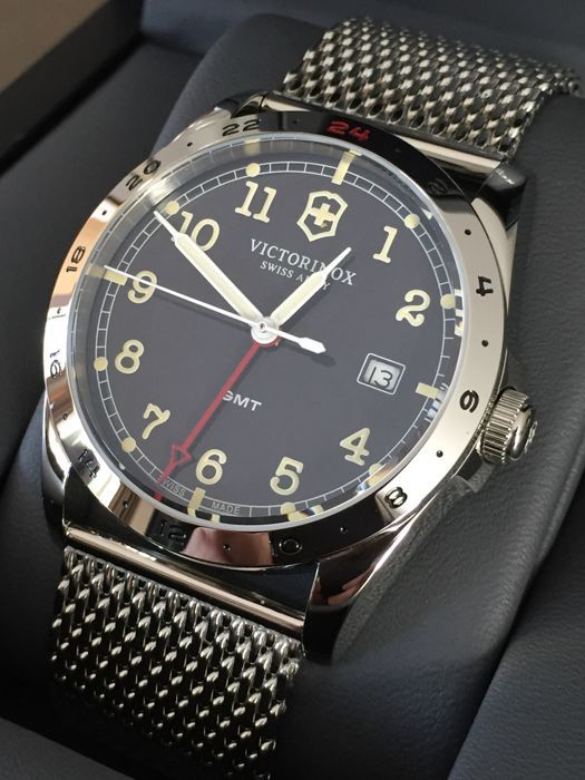 Victorinox Swiss Army - Infantry GMT - Heren - 2011-heden