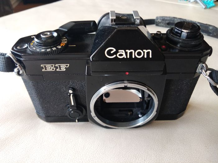 Beautiful Canon EF (body)
