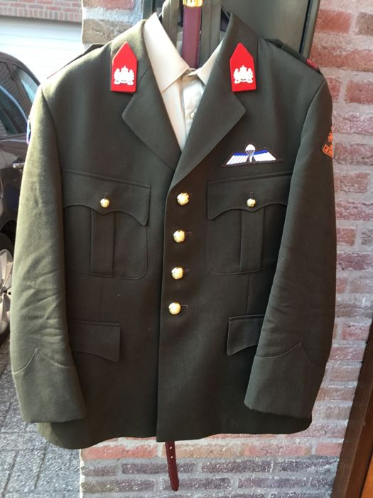 Daily outfit Royal Netherlands Army