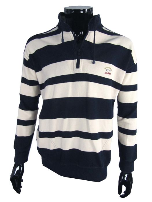 Paul & Shark Yachting  - zipped pull over
