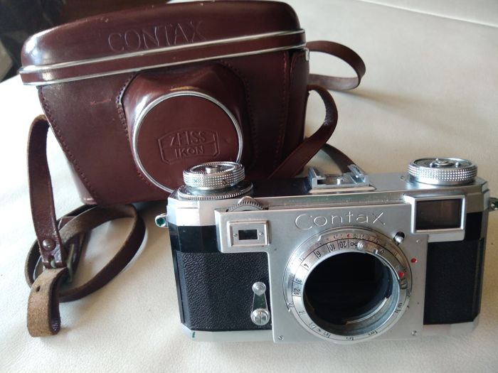 beautiful old Contax