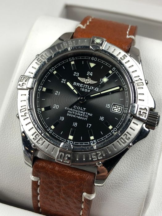 Breitling - Colt Chronometre Automatic - A17350 - Heren - 2000-2010