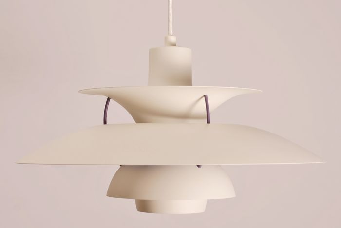 Poul Henningsen for Louis Poulsen - pendant light, model Ph5