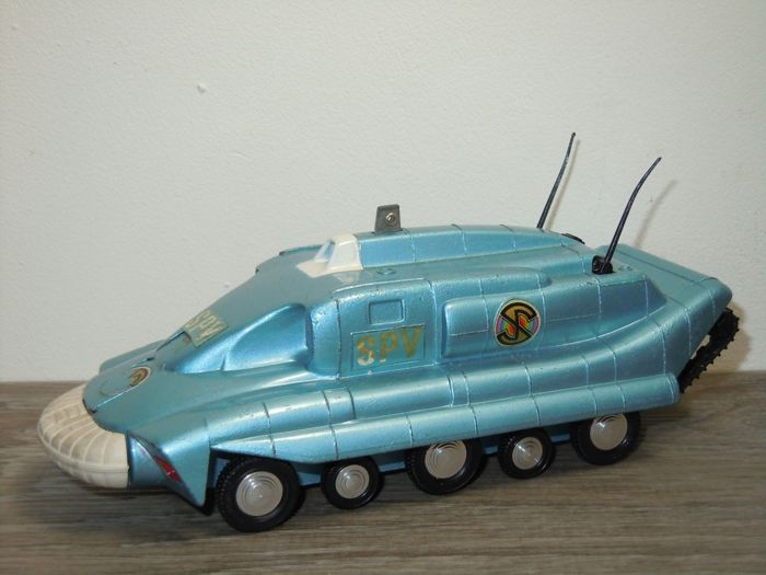 Dinky Toys - 1:43 - Spectrum Pursuit Vehicle #104