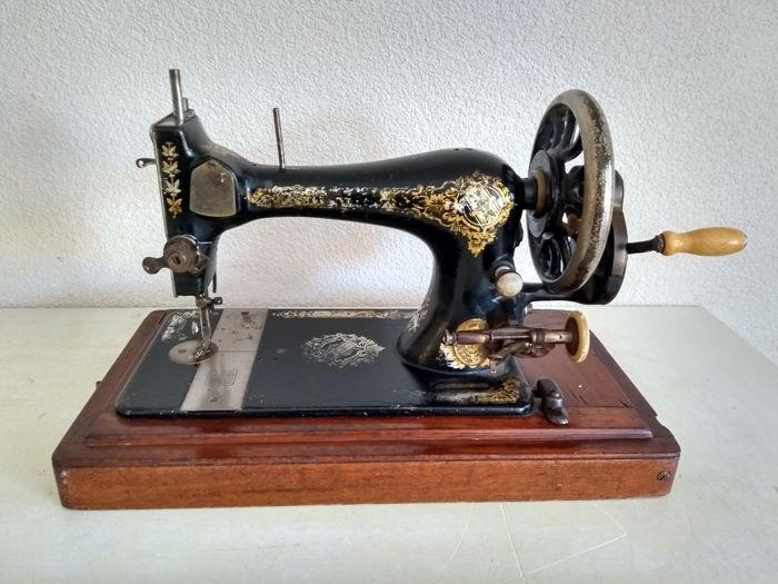 A Singer Manual Sewing Machine 40 Catawiki Impressive Singer Manual Sewing Machine