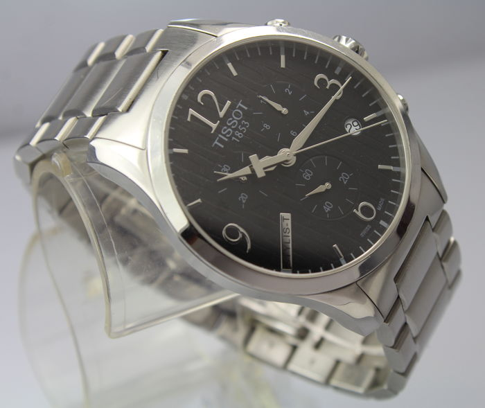 """Tissot - T028417A Chronograph """"NO RESERVE PRICE"""" - Heren - 2011-heden"""