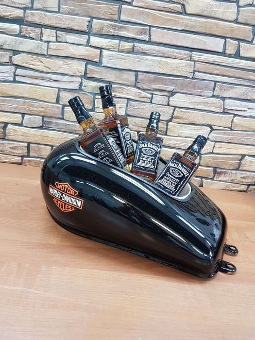 Tank - Tank bar Harley Davidson - 2018 (1 items)