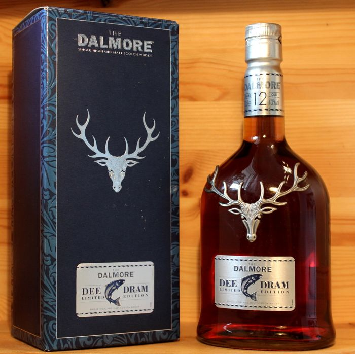 Dalmore Dee Dram 12 years old Limited 2010 Edition, 1st Release