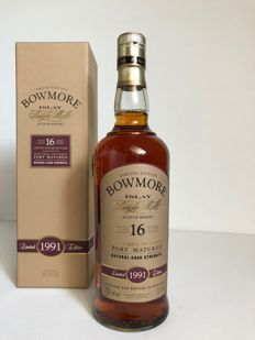Bowmore 1991 16 years old Limited Edition