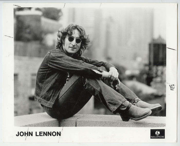 Bob Gruen 1946 John Lennon New York City 1974 Catawiki