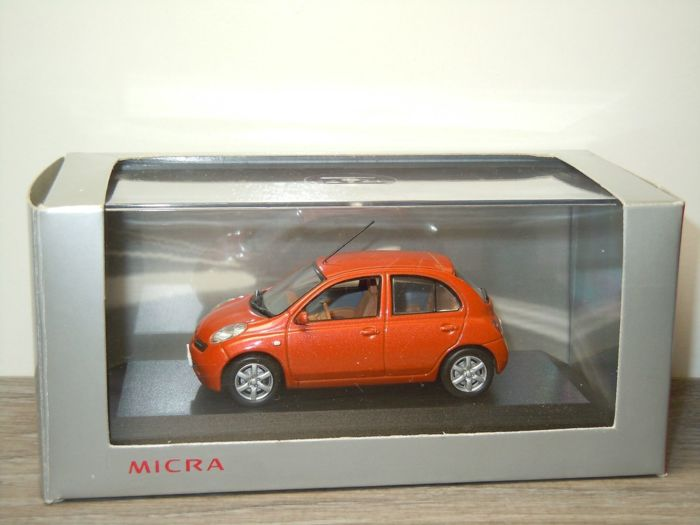 J-Collection - 1:43 - Nissan Micra