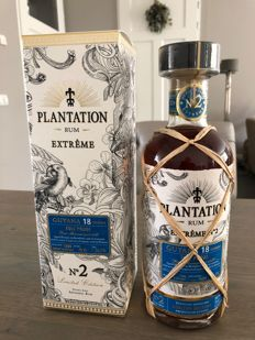 Plantation Rum Extrême No.2 - Guyana 1999 - 18 years old