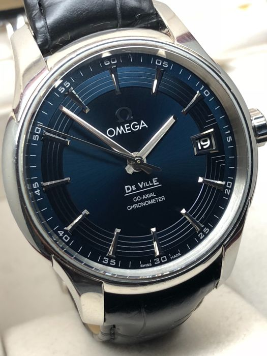 Omega - DeVille Co-Axial Chronometer - 43133412103001 - Men's - 2011- present
