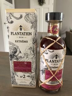Plantation Rum Extrême No.2 - Fiji 2001 - 16 years old