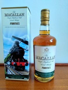 Macallan Forties 500 ml